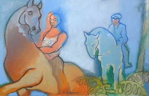 Picasso en Matisse
