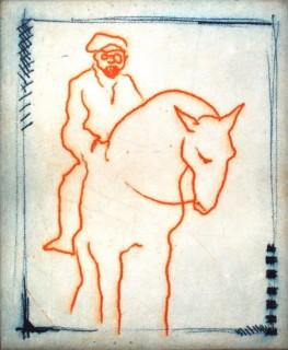 Matisse te paard