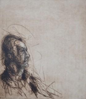 Portret van Constant